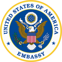 Unites Sates of America Embassy Logo